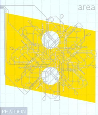 Couverture du livre « Area » de Beeke/Bell/Cato aux éditions Phaidon