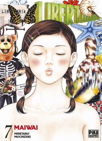 Couverture du livre « Maiwai T.7 » de Minetaro Mochizuki aux éditions Pika