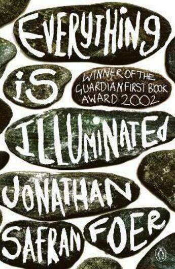 Couverture du livre « EVERYTHING IS ILLUMINATED » de Jonathan Safran Foer aux éditions Penguin Books Uk