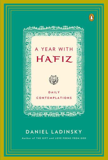 Couverture du livre « A Year with Hafiz » de Hafiz J J aux éditions Penguin Group Us