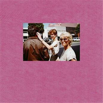 Couverture du livre « Anthony Hernandez Rodeo Drive, 1984 /Anglais » de Hernandez Anthony aux éditions Michael Mack
