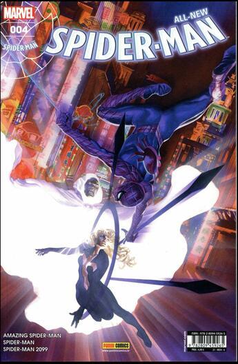 Couverture du livre « All-New Spider-Man T.4 » de Collectif aux éditions Panini