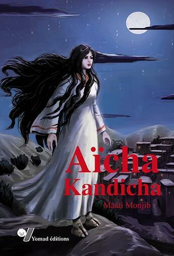Couverture du livre « Aicha Kandicha » de Maati Jibj Monjib aux éditions Yomad
