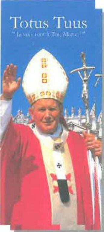 Couverture du livre « Affiches Jean Paul II par lot de 5 » de Nc aux éditions R.a. Image