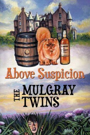 Couverture du livre « Above Suspicion » de Mulgray Morna aux éditions Hale Robert Digital
