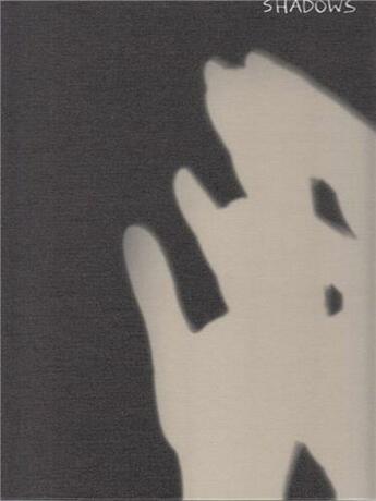 Couverture du livre « Alexandra Grant / Keanu Reeves Shadows /Anglais » de Reeves Keanu aux éditions Steidl