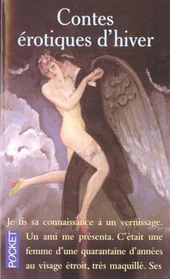 Couverture du livre « Contes Erotiques D'Hiver » de Collectif aux éditions Pocket