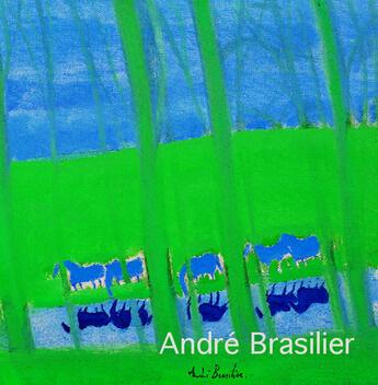 Couverture du livre « André brasilier » de Collectif aux éditions Art Inprogress