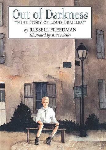Couverture du livre « Out of Darkness » de Freedman Russell aux éditions Houghton Mifflin Harcourt