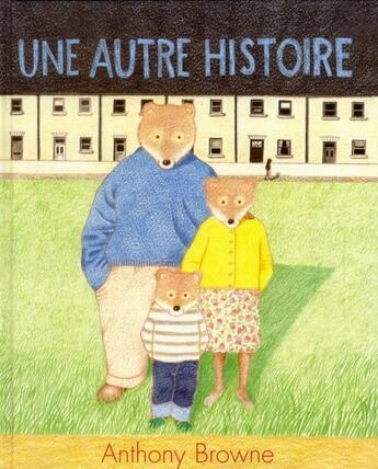 Couverture du livre « Une autre histoire » de Anthony Browne aux éditions Kaleidoscope