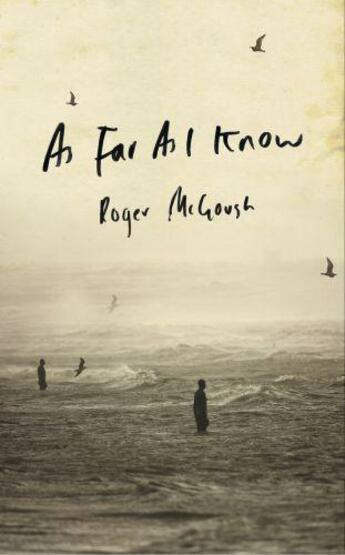 Couverture du livre « As Far as I Know » de Roger Mcgough aux éditions Penguin Books Ltd Digital
