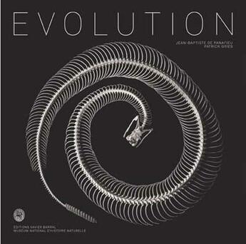 Couverture du livre « Évolution » de De Panafieu/Gries aux éditions Xavier Barral