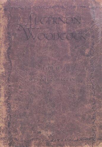 Couverture du livre « Algernon Woodcock ; coffret t.1 a t.4 » de Guillaume Sorel et Mathieu Gallie aux éditions Delcourt