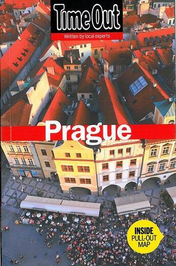 Couverture du livre « **Prague* » de Collectif aux éditions Time Out