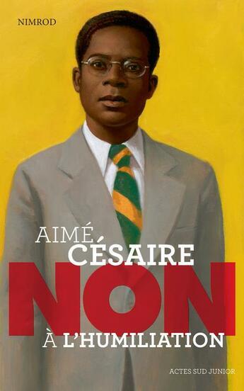 Couverture du livre « Aimé Césaire ;