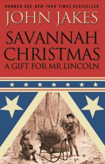 Couverture du livre « Savannah Christmas » de John Jakes aux éditions Little Brown Book Group Digital