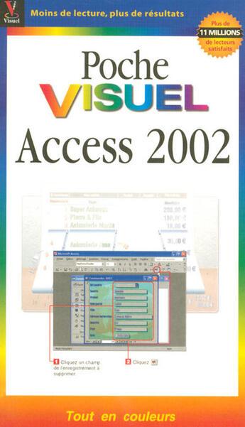 Couverture du livre « Poc vis access 2002 » de Collectif aux éditions First Interactive