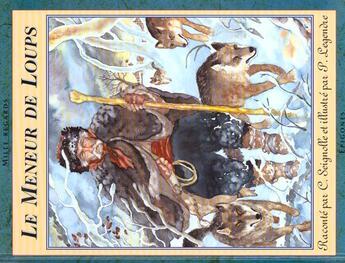 Couverture du livre « **Le Meneur De Loups** » de C. Seignolle aux éditions Hesse