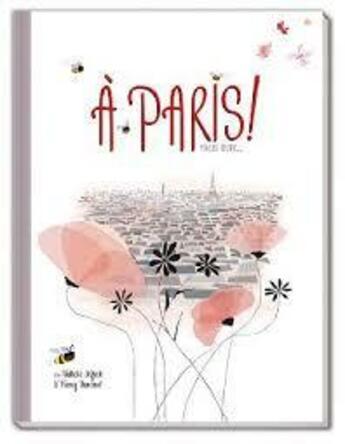 Couverture du livre « A paris ! mais avec » de Dancourt / Infante aux éditions Editions Marie-louise