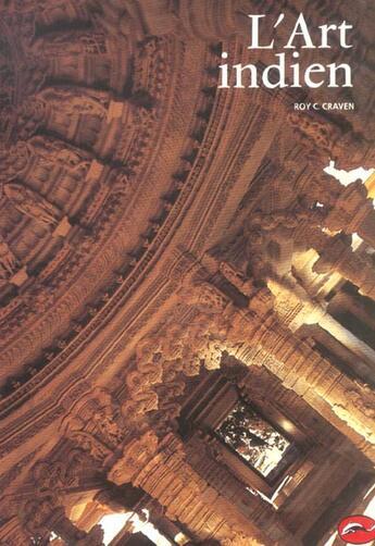 Couverture du livre « Art Indien (L') » de Craven/Turle-Paoloni aux éditions Thames And Hudson