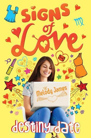 Couverture du livre « Signs of Love: Destiny Date » de Melody James aux éditions Simon And Schuster Uk