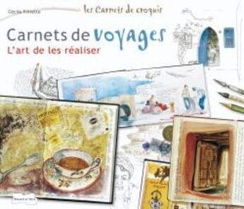 Couverture du livre « Carnets de voyage » de Filliette-C aux éditions Dessain Et Tolra