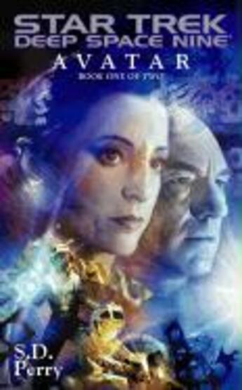 Couverture du livre « Avatar Book Two » de Perry S D aux éditions Pocket Books Star Trek
