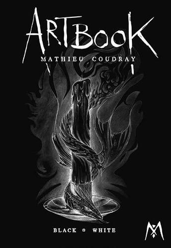 Couverture du livre « Artbook Mathieu Coudray » de Mathieu Coudray aux éditions Mythologica