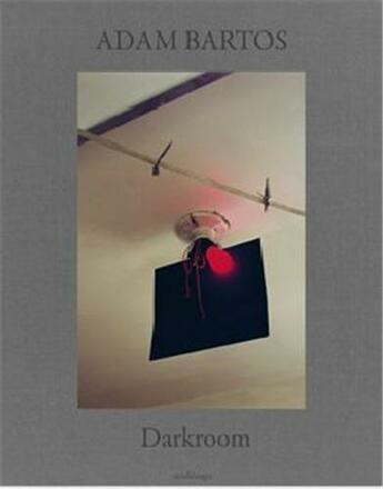 Couverture du livre « Adam Bartos Darkroom /Anglais » de Adam Bartos aux éditions Steidl