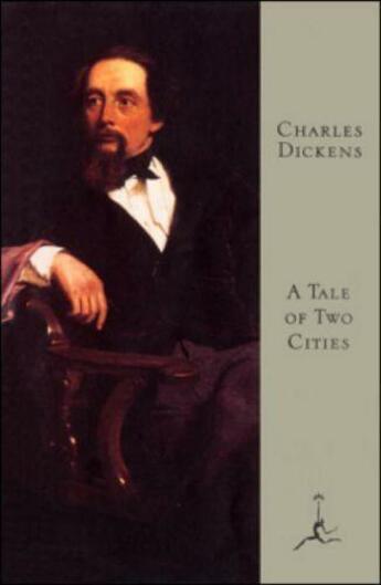 Couverture du livre « A tale of two cities » de Charles Dickens aux éditions Oxford University Press