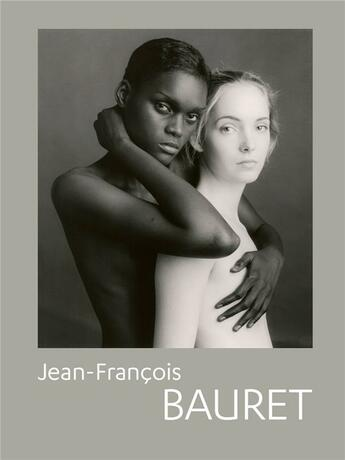 Couverture du livre « Jean-François Bauret » de Gabriel Bauret aux éditions Contrejour