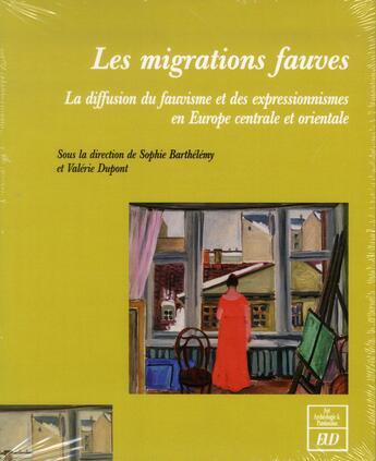 Couverture du livre « Migrations fauves » de Dupont/Barthele aux éditions Pu De Dijon