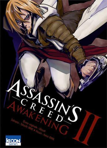 Couverture du livre « Assassin's creed awakening t.2 » de Kenzi Oiwa aux éditions Ki-oon