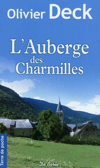 Couverture du livre « Auberge Des Charmilles (L') » de Deck O aux éditions De Boree