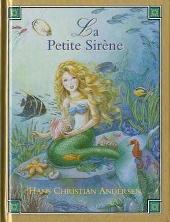 Couverture du livre « La petite sirene » de  aux éditions Mango