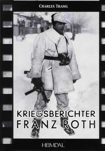 Couverture du livre « Album p. k. Roth » de Charles Trang aux éditions Heimdal