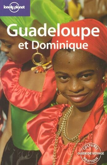 Couverture du livre « Guadeloupe et dominique (4e édition) » de Barrere/Astruc/Fouin aux éditions Lonely Planet France