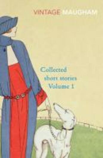 Couverture du livre « Collected Short Stories Volume 3 » de William Somerset Maugham aux éditions Random House Digital