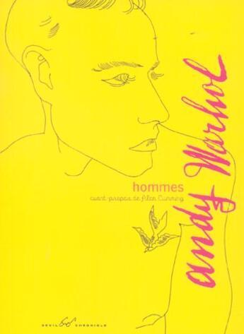 Couverture du livre « Andy Warhol : Hommes » de Andy Warhol Foundation aux éditions Seuil