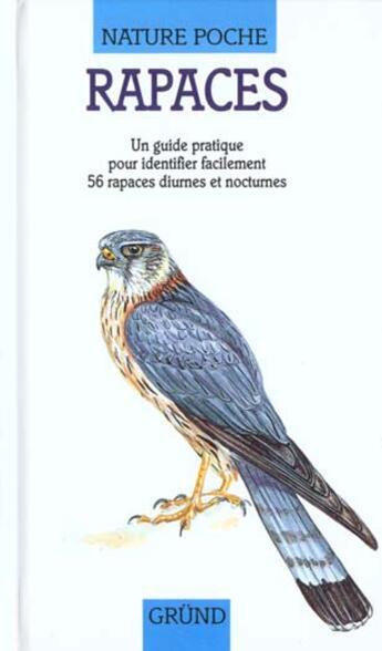 Couverture du livre « Les Rapaces » de Collectif aux éditions Grund