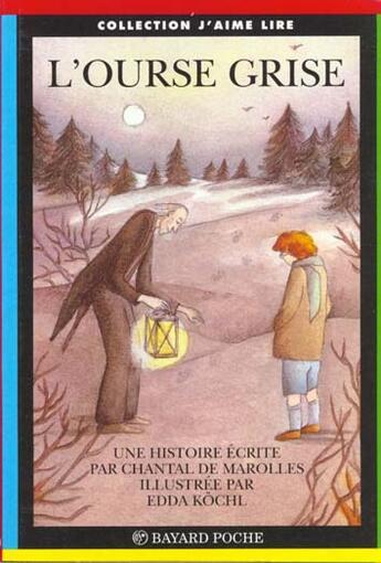 Couverture du livre « Ourse grise(l)(poche) » de  aux éditions Bayard Jeunesse