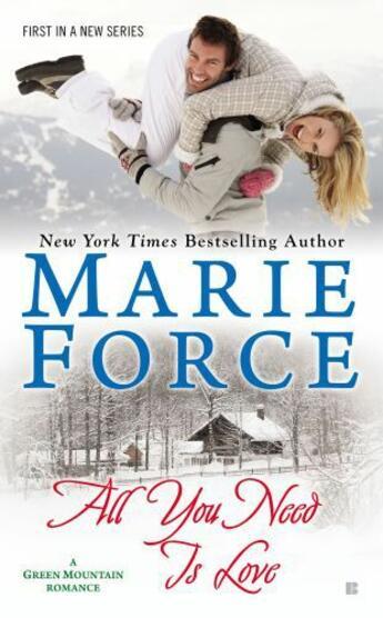 Couverture du livre « All You Need is Love » de Marie Force aux éditions Penguin Group Us