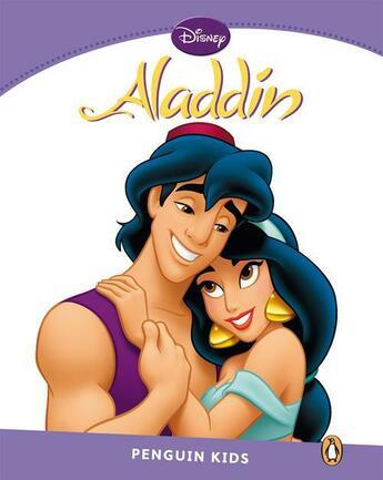 Couverture du livre « Aladdin (Penguin Kids Niveau 5) » de Potter/Jocelyn aux éditions Pearson