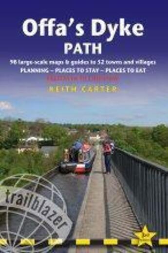 Couverture du livre « *Offa'S Dyke Path » de Collectif aux éditions Trailblazer