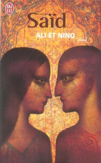 Couverture du livre « Ali Et Nino » de Kurban Said aux éditions J'ai Lu