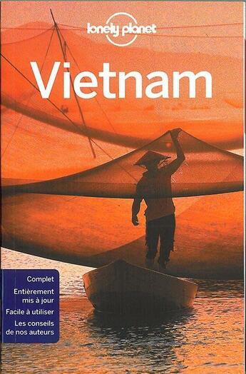 Couverture du livre « Vietnam (11e édition) » de Collectif aux éditions Lonely Planet France