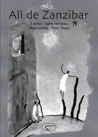 Couverture du livre « Ali de Zanzibar » de Salim Hatubou aux éditions Orphie