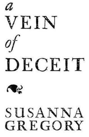 Couverture du livre « A Vein Of Deceit » de Gregory Susanna aux éditions Little Brown Book Group Digital