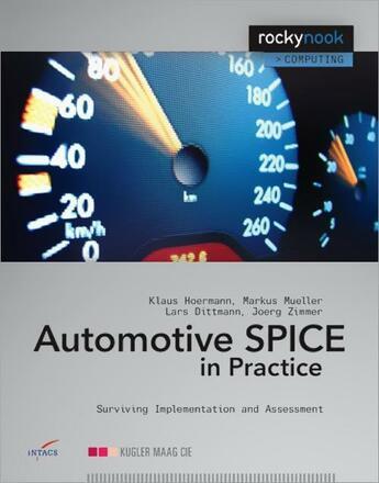 Couverture du livre « Automotive SPICE in Practice » de Collectif aux éditions Rocky Nook