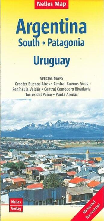 Couverture du livre « Argentina » de Collectif aux éditions Nelles